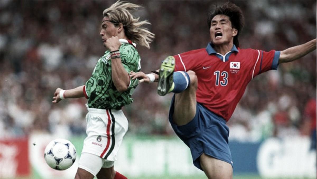 Partidazo, Mundial Francia 1998: México 3-1 Corea del Sur