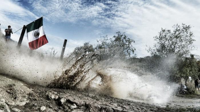 Arranca la tercera prueba del mundial de rallyes en México