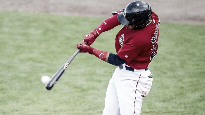 Yoan Moncada impressing early on in Double-A with Portland Sea Dogs