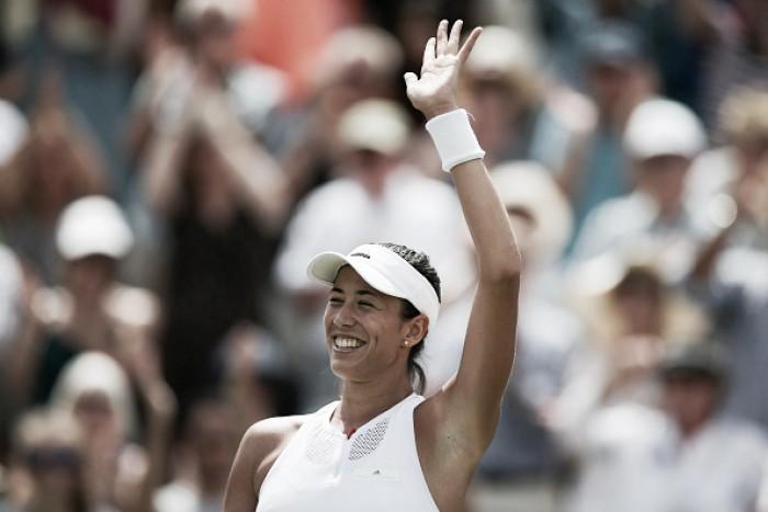 Wimbledon: Garbiñe Muguruza ends Angelique Kerber's reign as world number one