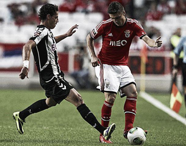 Nacional e Benfica discutem pontos na Madeira