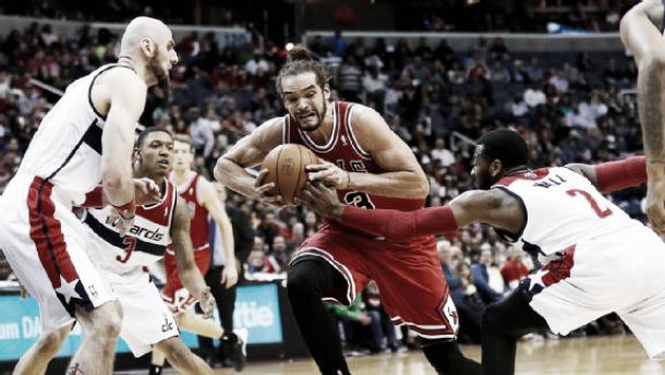 Chicago Bulls - Washington Wizards: la serie de los sueños