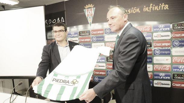 El Córdoba CF tiene nuevo patrocinador para la Temporada 2014-2015