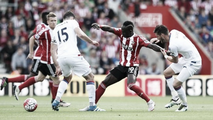 Southampton 4-1 Crystal Palace: Eagles blown away on South Coast