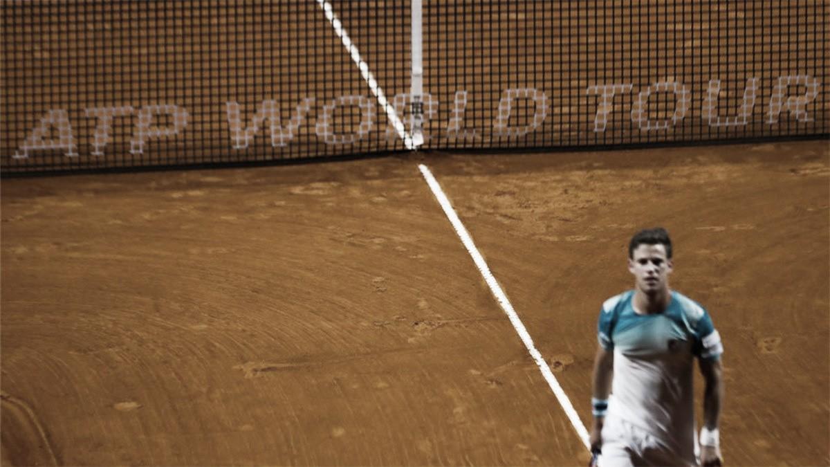 Schwartzman pasa con buenas sensaciones a la tercera ronda en Río