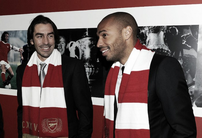 """Robert Pires """"can't wait"""" to return to Arsenal for pre-season legends game"""