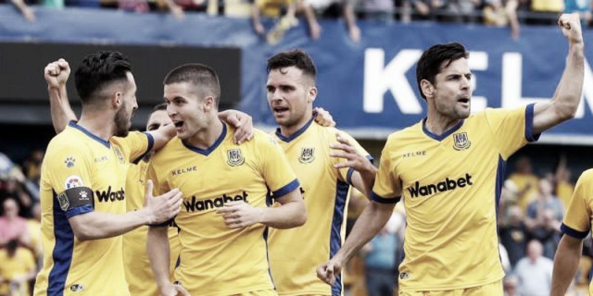 Resumen de la temporada 2017/2018: AD Alcorcón, experiencia y talento para certificar la salvación