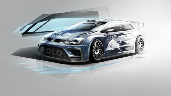 Los diseñadores alemanes desvelan el nuevo Polo R 2017