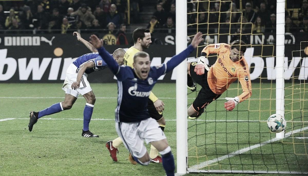 Previa Schalke - Dortmund: lucha por el pase a Champions en el Revierderby