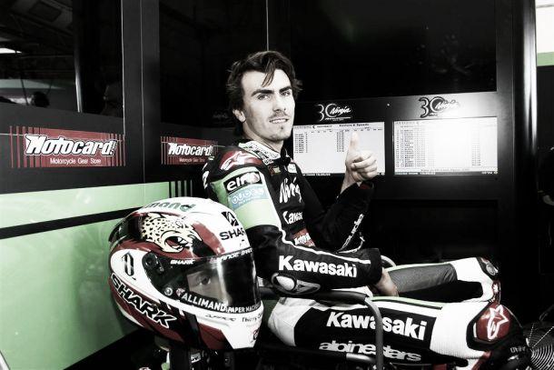 """Loris Baz: """"En Jerez volveremos a estar entre los más rápidos"""""""