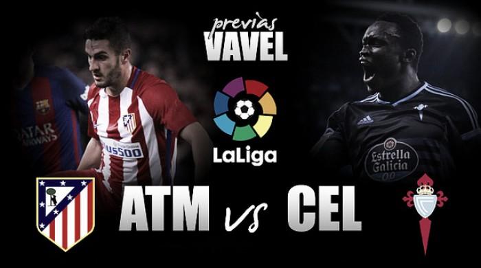 Previa Atlético de Madrid - Celta de Vigo: Desterrados con orgullo