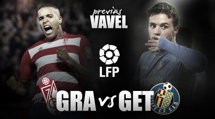 Granada CF - Getafe CF: comienzan las finales