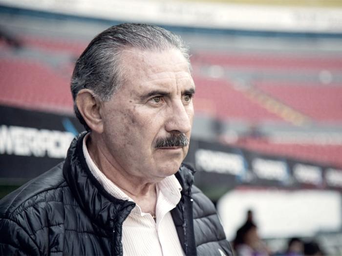 'Ratón' Ayala quiere el liderato de la Copa MX