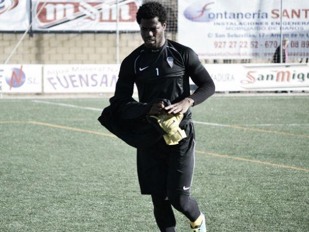 Razak Brimah ya no es jugador del Córdoba CF