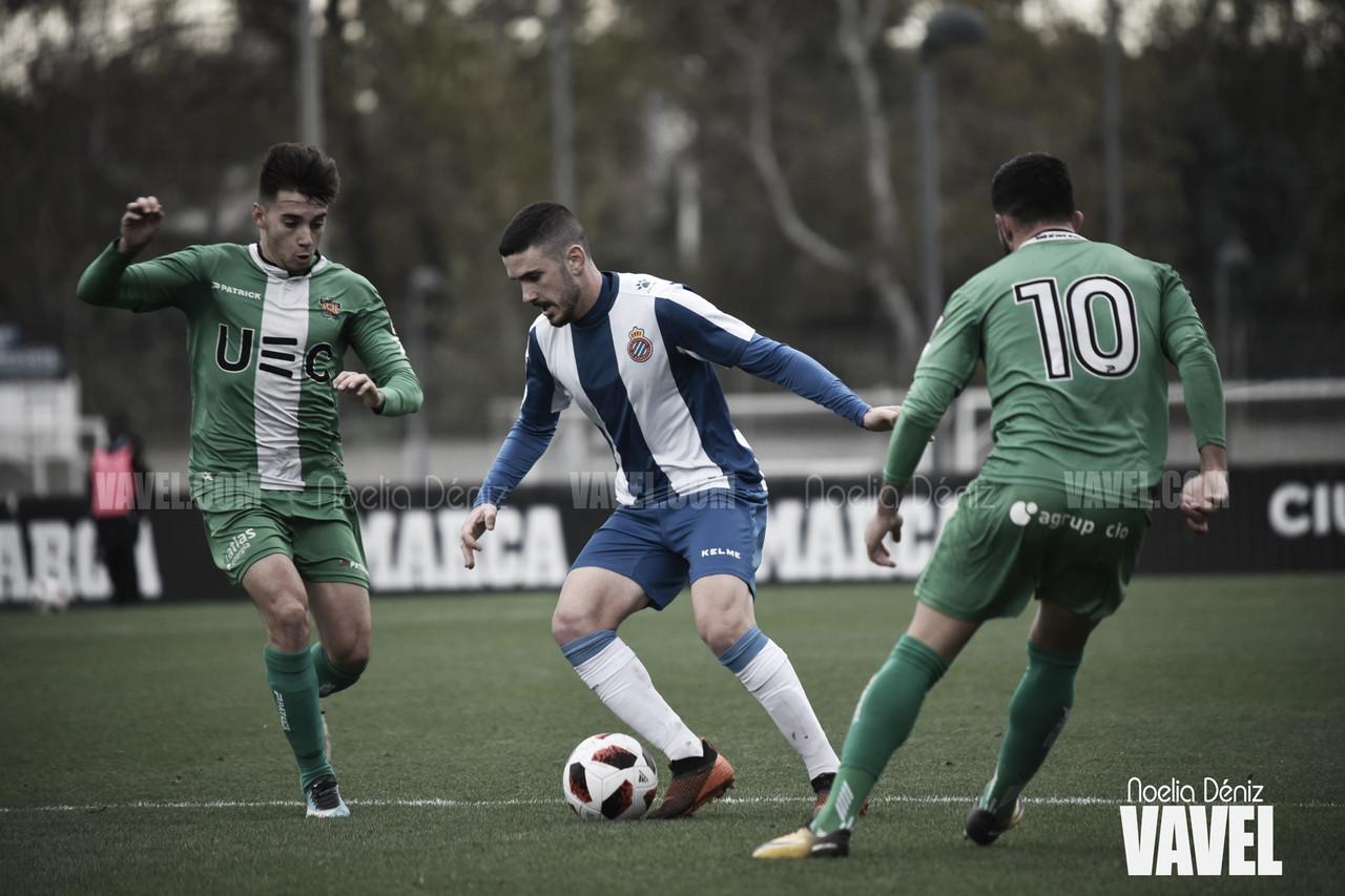 Se reparten puntos en la Ciudad Deportiva Dani Jarque