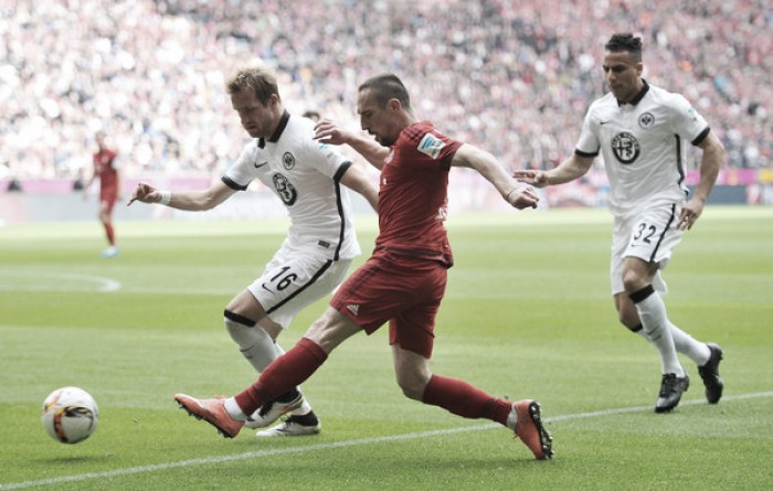 Bayern Munich 1-0 Eintracht Frankfurt: Ribery's excellence seals three points