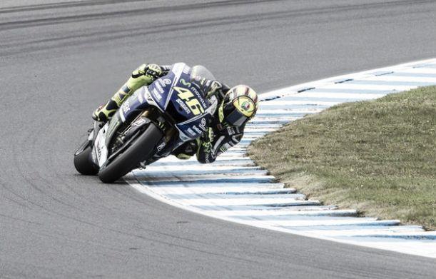 MotoGP, uno strepitoso Valentino Rossi vince in Australia