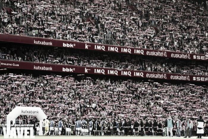 San Mames formará parte de la Eurocopa 2020