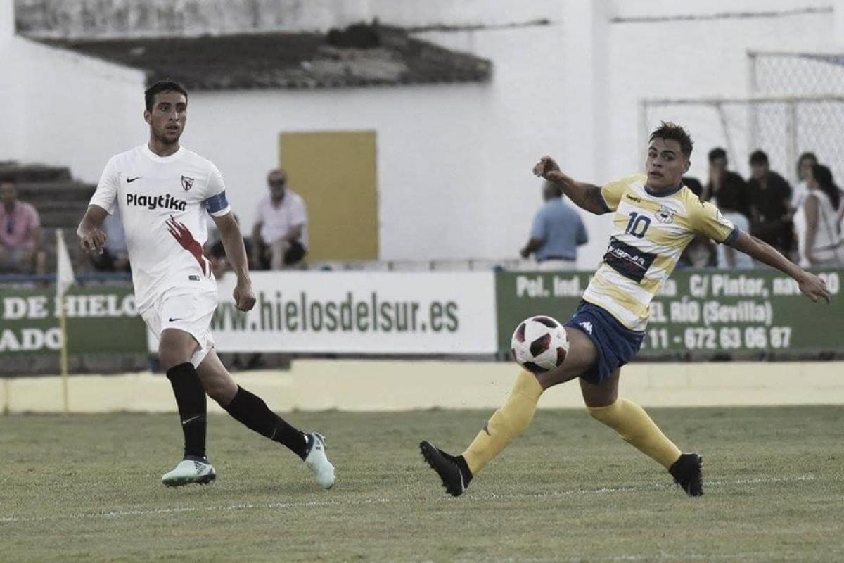 La UD Ibiza, rival del Sevilla Atlético en la primera jornada