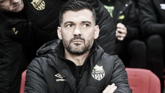 Oficial: Nantes confirma Sérgio Conceição no FC Porto
