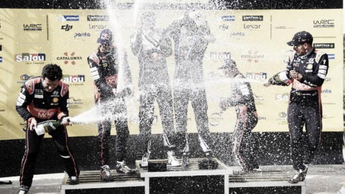 Victoria y campeonato para Sébastien Ogier