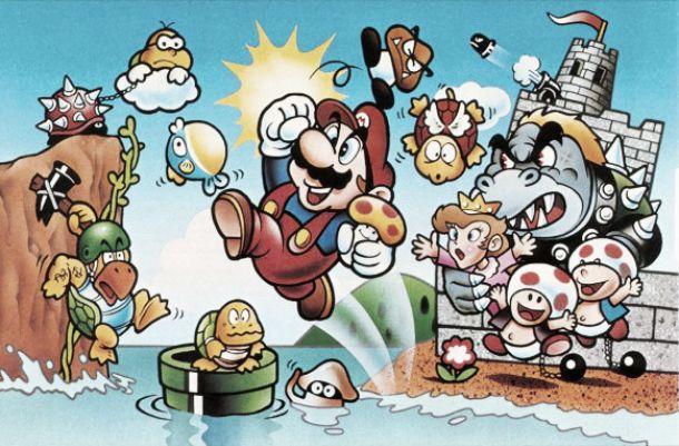 El fontanero 'Super Mario' podría tener una película animada