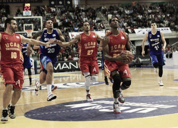 Estudiantes - UCAM Murcia: ganar para mirar hacia arriba