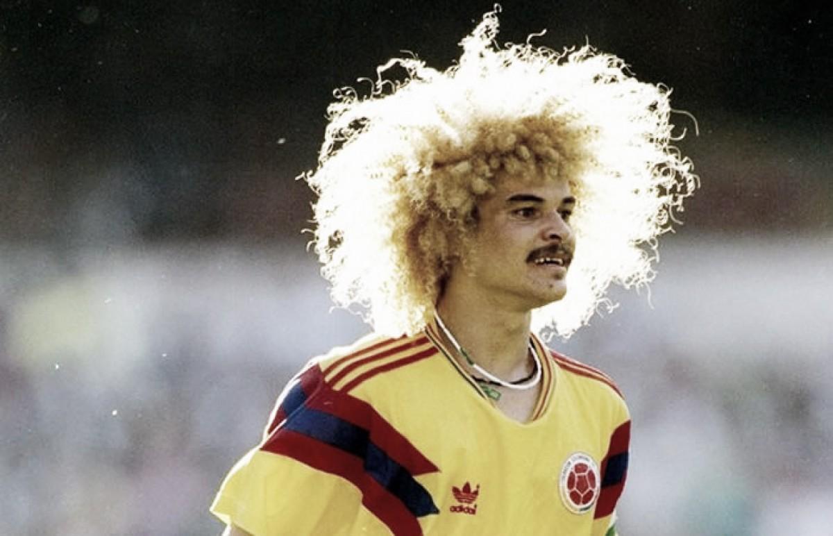 Carlos Valderrama, el colombiano con más partidos con la Selección Colombiana
