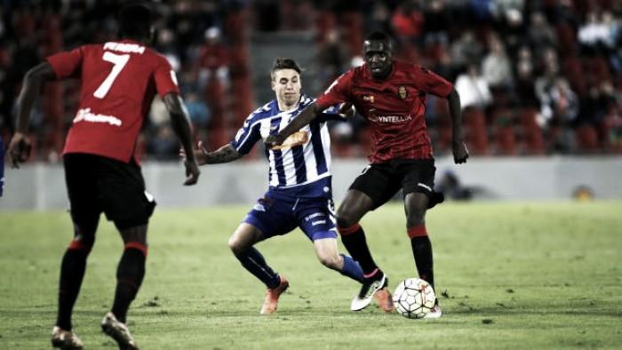 El Mallorca vuelve a jugar con fuego