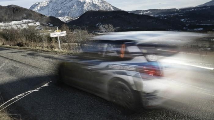 Sébastien Ogier logra su tercer Rally de Montecarlo