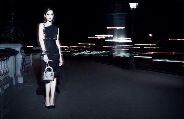 Medianoche en el París de Dior