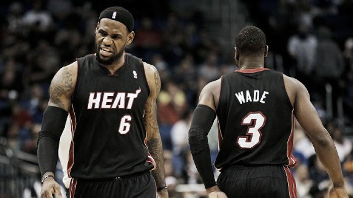 """LeBron James sobre traer a Wade: """"No nos lo podíamos permitir"""""""