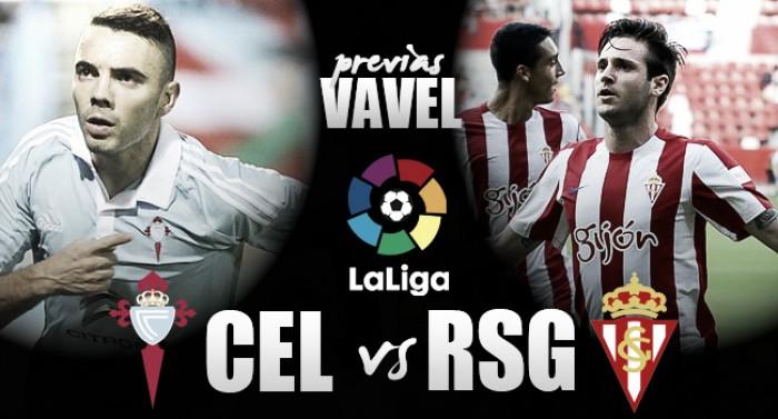 Previa Celta de Vigo - Sporting de Gijón: Balaídos espera los tres puntos