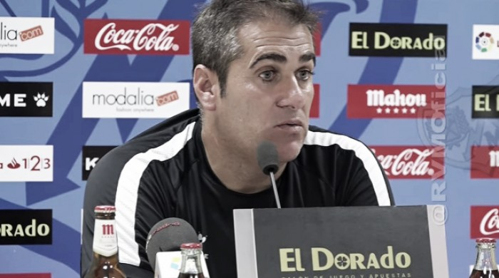 """Sandoval: """"Desde la victoria se trabaja con más tranquilidad..."""""""