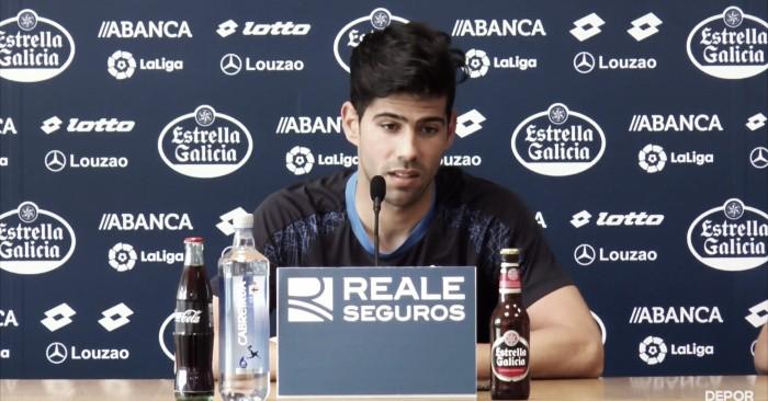 """Juanfran: """"Tenemos mucha necesidad de puntuar y eso se tiene que notar"""""""