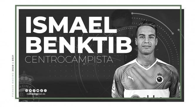 El Racing ficha al mediocentro Ismael Benktib
