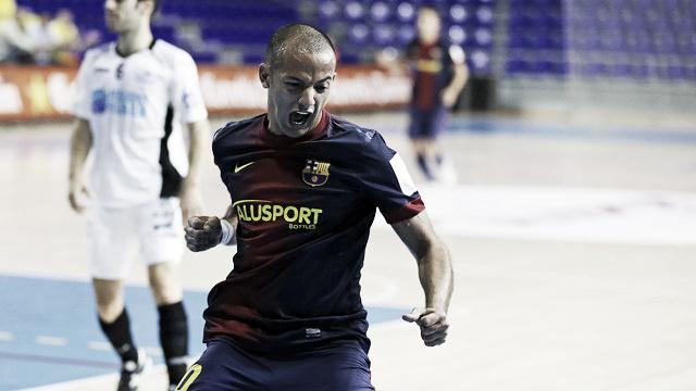 UEFA Futsal Cup: Bajo el guion establecido