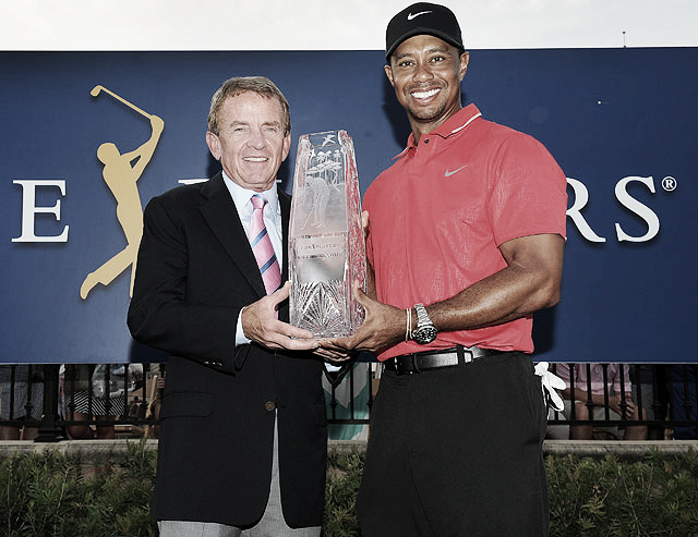 Tiger Woods ganó The Players Championship