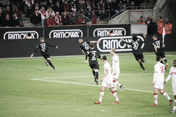 1. FC Köln 0-1 FC Augsburg:Raul Bobadilla seals victory for visitors