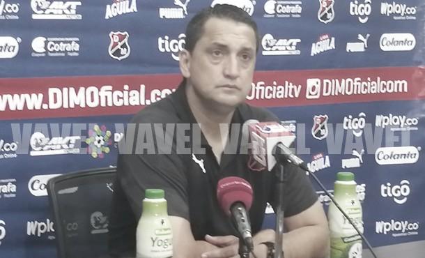 """Aldo Bobadilla: """"Nos vamos tristes con la derrota, pero valoro el esfuerzo de los jugadores"""""""