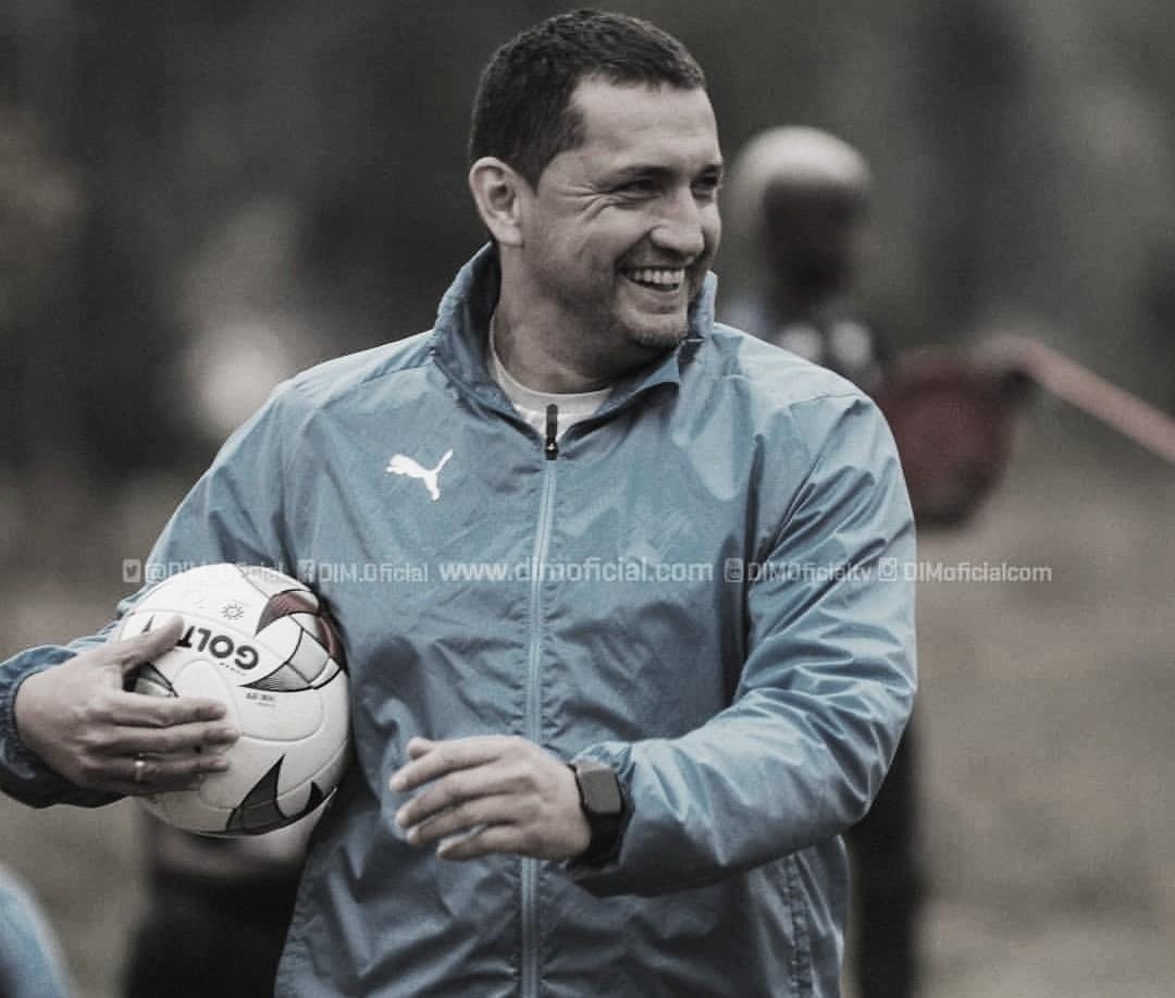 """Aldo Bobadilla: """"Vamos por buen camino y con muchas ganas de seguir creciendo"""""""