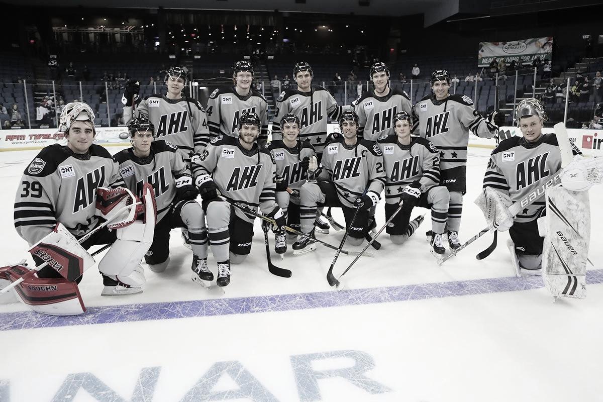La AHL dará comienzo previsiblemente el día cuatro de diciembre