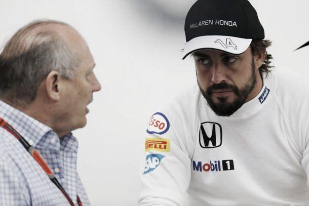 """Alonso: """"Vista la situazione è il momento di pensare al 2016"""""""