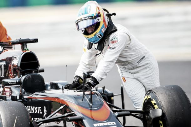"""Ungheria, stoico Alonso: """"Potevamo fare un buon giro"""""""