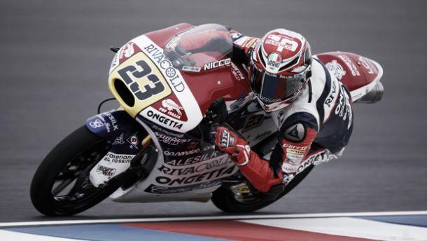 Moto3, gara folle a Brno: prima vittoria in carriera per Antonelli