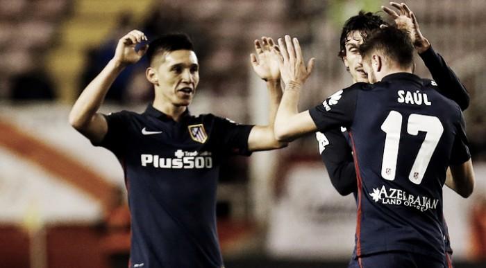 Rayo y Atlético lo dejan todo por decidir para el Calderón