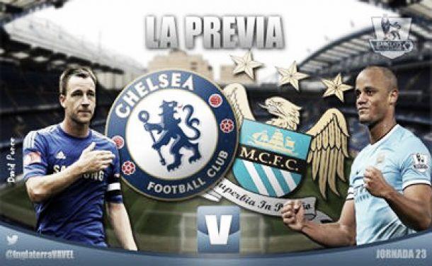 Chelsea - Manchester City: azul, color de campeón