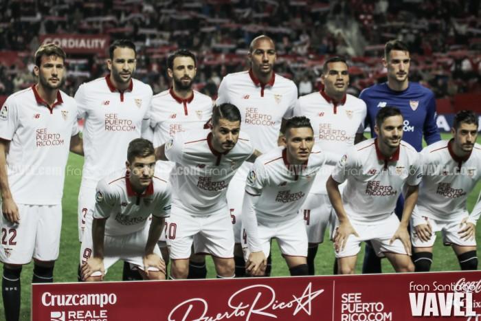 Sevilla FC - Valencia CF: puntuaciones del Sevilla, jornada 13 de La Liga