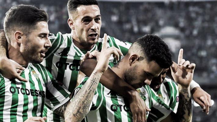 Betis supera Rayo Vallecano e vence terceira seguida na La Liga