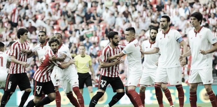 Athletic Club - Sevilla FC: puntuaciones del Sevilla en la jornada 6 de la Liga